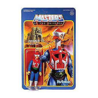 Super7 Mekaneck Masters of the Universe ReAction Action Figure