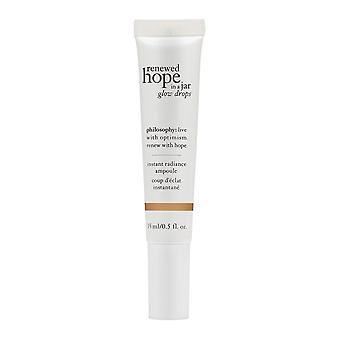 Philosophy renewed hope in a jar glow drops 15ml/0.5oz