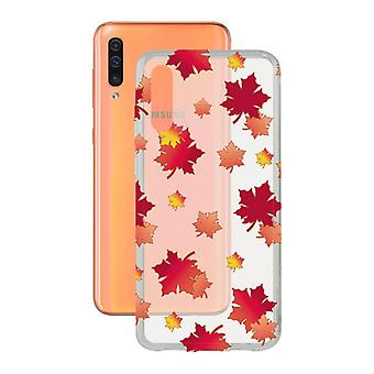 Mobiele cover Samsung Galaxy A30s/a40/a50 Contact Flex TPU Herfst