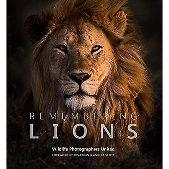 Remembering Lions by Margot Raggett - 9781999643317 Book