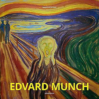 Edvard Munch by Hajo Duechting - 9783955886219 Book