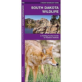 South Dakota Wildlife - A Folding Pocket Guide to Familiar Species by