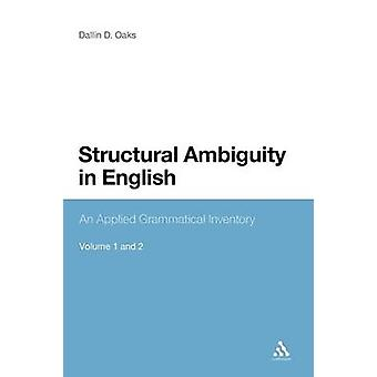 Structural Ambiguity in English - An Applied Grammatical Inventory by
