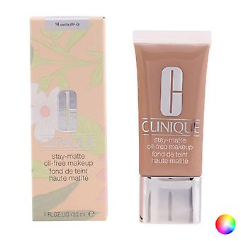 Liquid Make Up Base Stay Matte Clinique/06 - ivory 30 ml