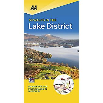 50 Walks in the Lake District - 9780749581206 Book