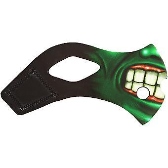 Hoogte opleiding masker 2.0 Smasher mouw - groen