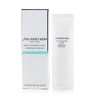 Shiseido Men Deep Cleansing Scrub 125ml/4.2oz