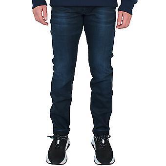 Hugo boss men's delaware 3 navy jeans