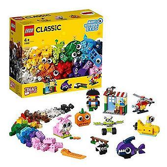 Δομικά στοιχεία Κλασικές Ιδέες Μάτια Lego 11003