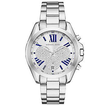 Michael Kors MK6320 Creates Silver And Blue Love Awareness Ladies Watch
