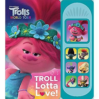 Trolls 2 Little Sound Book by P I Kids - 9781503752337 Book
