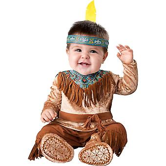 Little Native American Toddler Costume