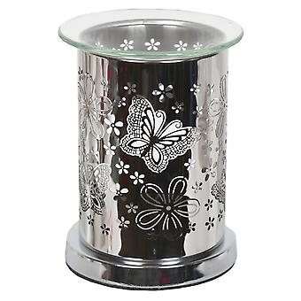 Aroma Mirror Wax Melt Burner, Butterfly