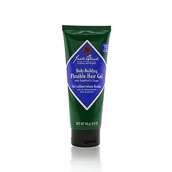 Jack Black Body-Building Flexible Hair Gel (Medium Hold) 96g/3.4oz