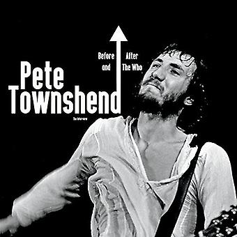 Pete Townshend - Before & After the Who [CD] USA import