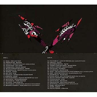 Various Artist - Brainfeeder X [CD] USA import