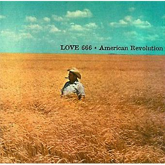 Love 666 - American Revolution [CD] USA import