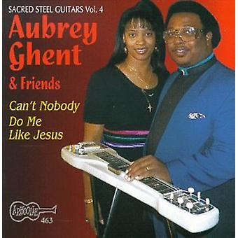 Aubrey Ghent & Friends - Can't Nobody Do Me Like Jesus [CD] USA import