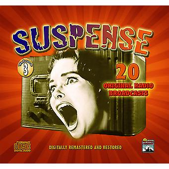 Suspense 3 / O.R.B. - Suspense 3 / O.R.B. [CD] USA import