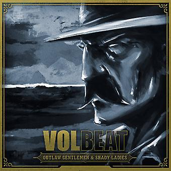 Volbeat - Outlaw Gentlemen & Shady Ladies [CD] USA import