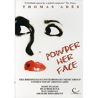 T. Ades - Powder Her Face-Comp Opera [DVD] USA import