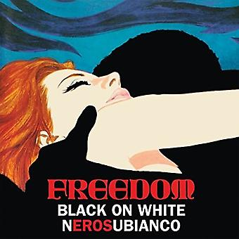Freedom - Black on White [Vinyl] USA import