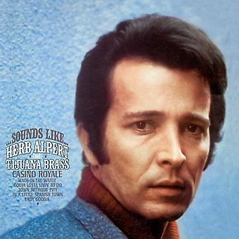 Herb Alpert & Tijuana Brass - Sounds Like [CD] USA import