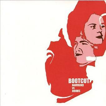 Bootcut - Hammond vs. Drums [CD] USA import