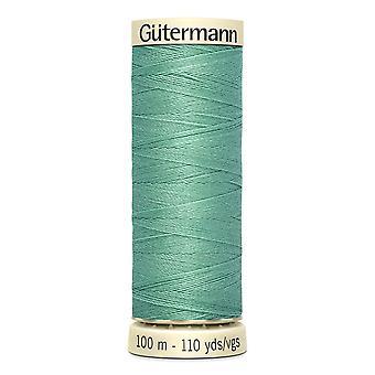 Gutermann Naai-alle 100% polyester draad 100m hand en machine kleurcode - 100