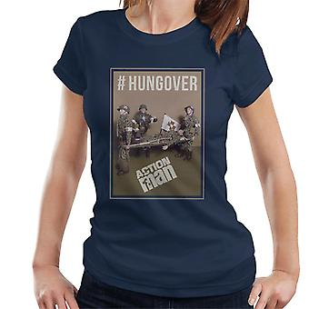 Action Man Hungover Women's T-Shirt