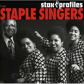 Staple Singers - Stax Profiles [CD] USA import