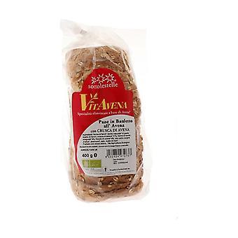 Organiczny chleb owsiany 200 g