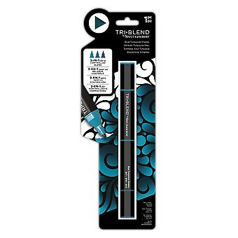 Spectrum Noir TriBlend Marker Blau Türkis Shade