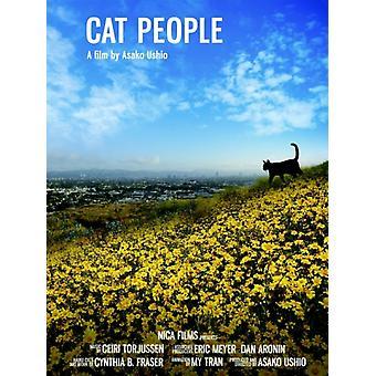 Cat People DVD by Director Asako Ushio