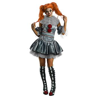 Women Pennywise Costume - IT
