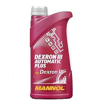 Mannol 1L Dexron III 3 Fluide de transmission automatique ATF Ford Mercon V MB 236,1