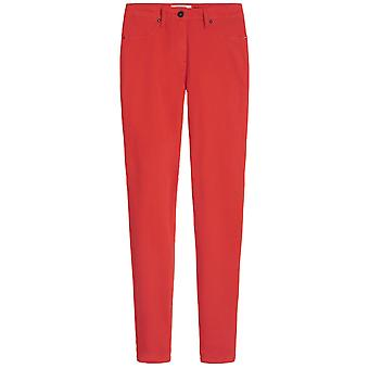 Sandwich Clothing Red Slim Fit Jeans