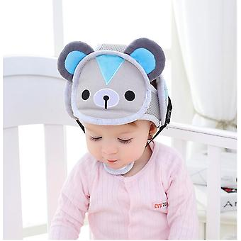 Baby Infant Protective Cotton Head- Protection Soft Hat Helmet, Anti-collision