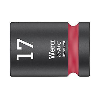 Wera 8790 C Impaktor Socket 1/2in Drive 17mm 05004574001