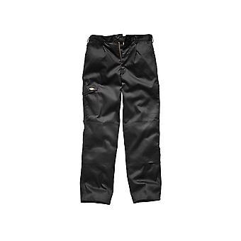 Dickies Redhawk Cargo Trouser Black Waist 40in Leg 33in DIC88440TB
