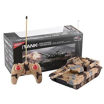 Cool Rc Tank Toys- Radio / Remote Control Military Vehicle, Armored Battle