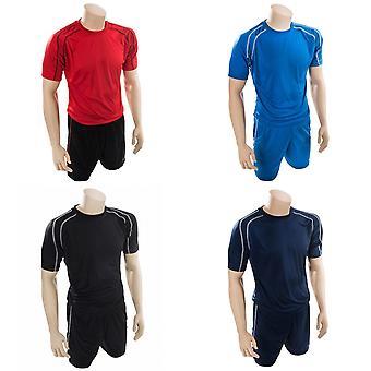 Precision Unisex Adult Lyon T-Shirt & Shorts Set