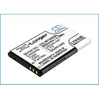 Baterie pro VEX VEX-228-2779 IQ Controller Sagem OT890 OT860 BL-4V Nokia BL-4C