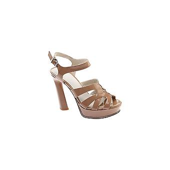 Kenneth Cole New York Naisten Nealie Suede Peep Toe Rento Nilkkahihna Sandaalit