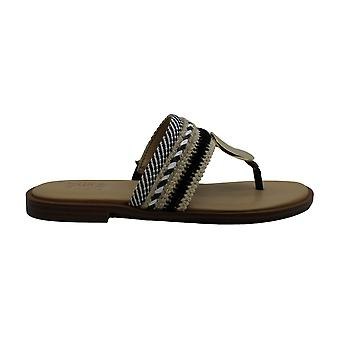 Naturalizer Women's Shoes Frankie Open Toe Casual Slide Sandals