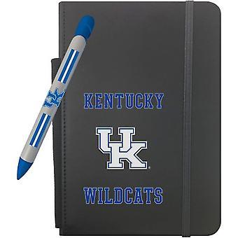 "1201M, Greeting Pen Kentucky Wildcats 5"" X 8.25"" Notebook And 1 Rotating Message Pen Set (1201M)"