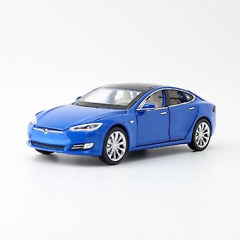 Tesla Model Alloy Car Toy Vehicles Cars Kid Birthday
