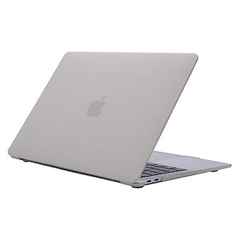 Cream Style Laptop Plastic Protective Case for MacBook Air 13.3 inch A1466 (2012 - 2017) / A1369 (2010 - 2012)(Light Grey)
