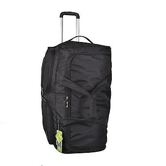 Stor kapasitet skuldre reise bag rullende bagasje ryggsekk
