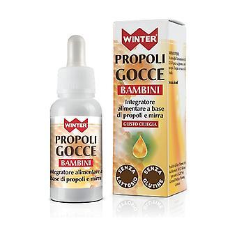 Propolis drops for children 30 ml